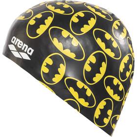 arena Super Hero - Bonnet de bain Enfant - noir